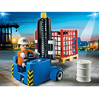 Playmobil City Action - Forklift