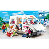 Playmobil Hotel - Hotel Shuttle Bus