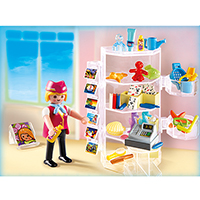 Playmobil Hotel - Hotel Shop
