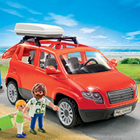 Playmobil Camping - Family SUV
