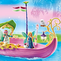Playmobil Fairies - Fairy Queen's Ship