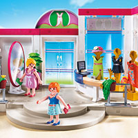 Playmobil Shopping Mall - Clothing Store
