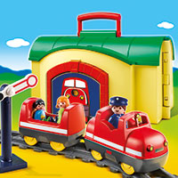 Playmobil 123 - My Take Along Train