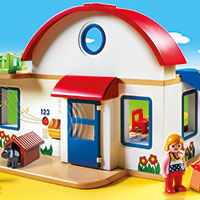 Playmobil 123 - Suburban House