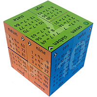 The Original Cube Book - Multiplication Tables