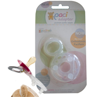 Pacimal Paci Adapter for Othodontic Pacifiers