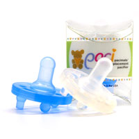 Pacimal Replacement Paci - 2-pack - Colorful