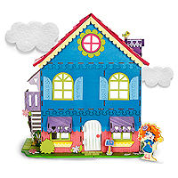Sparkle Fun Playhouse Kit