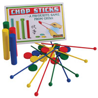 Chop Sticks Retro Game