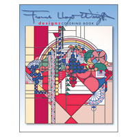 Frank Lloyd Wright Designs Coloring Book