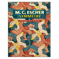 M. C. Escher Symmetry Coloring Book