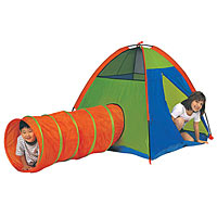 Hide-Me Play Tent & Tunnel Combination