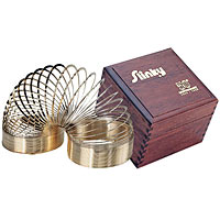 Gold Plated Slinky