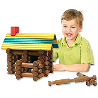 Frontier Logs - 75 Pieces