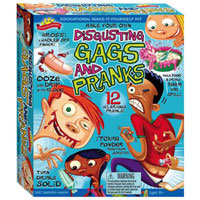 Scientific Explorer Disgusting Gags and Pranks