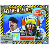 Mythbusters Science Kit - Freaky Flight Toolbox