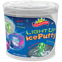 Scientific Explorer Light Up Ice Putty