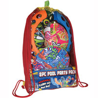 8 pc Pool Party Pack