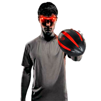 FireVision Nerf Football