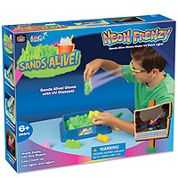 Sands Alive! Neon Frenzy