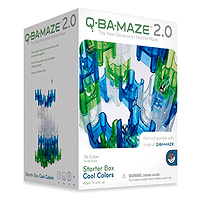 Q-BA-MAZE 2.0 50-piece Cool Colors