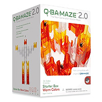 Q-BA-MAZE 2.0 50-piece Warm Colors