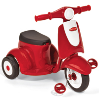 Radio Flyer - Classic Lights & Sounds Trike