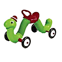 Radio Flyer - The Inchworm