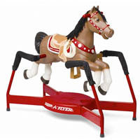 Radio Flyer Blaze - Interactive Riding Horse