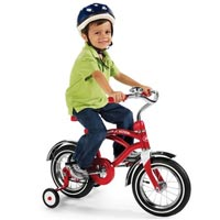 Radio Flyer Classic Red 12 inch Cruiser