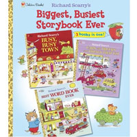 Biggest Busiest Storybook Ever