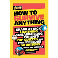 National Geographic How to Survive Anything