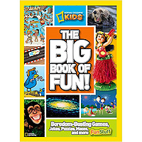 National Geographic Kids Big Book of Fun