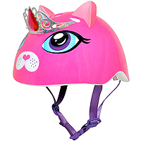 Kitty Tiara Helmet
