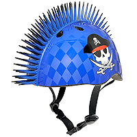 Pirate Mohawk Helmet
