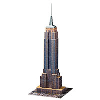 Empire State Building 3D Puzzle - 216 pc
