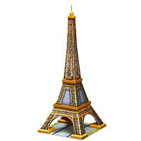 Eiffel Tower 3D Puzzle - 216 pc