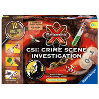 Science X Midi - CSI:  Crime Scene Investigation