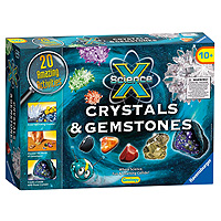 Science X Maxi - Crystals & Gemstones
