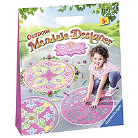 Outdoor Mandala-Designer - Princess