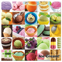 Ice Cream Puzzle - 1000 pc