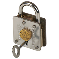 Houdini Lock and Key