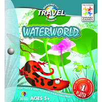 WaterWorld Magnetic Travel Game