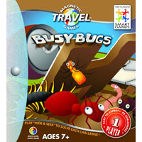 Busy Bugs Magnetic Travel Game