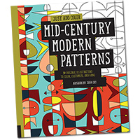 Just Add Color: Mid-Century Modern Patterns