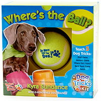 Dog Tricks Kit: Shell Game