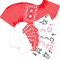 Roylco Blank Playing Cards - 2.5 x 3.5 inches