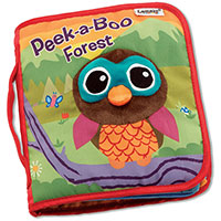 Lamaze Peek-A-Boo Forest Book