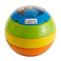 Stack Roll and Crawl Ball
