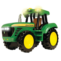 John Deere 12 inch Lights n Sound Tractor